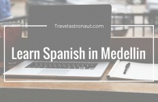 Want to learn Spanish in Medellin