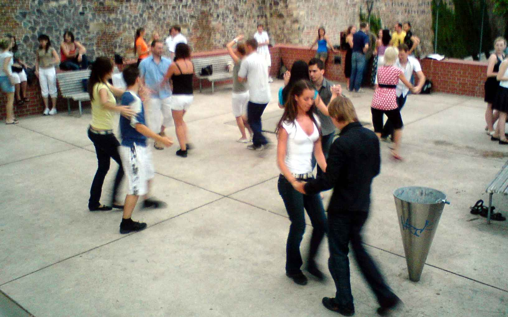 Learn how to dance Salsa in Medellin
