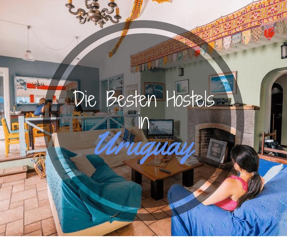 Liste der Besten Hostels in Uruguay | Travelastronaut